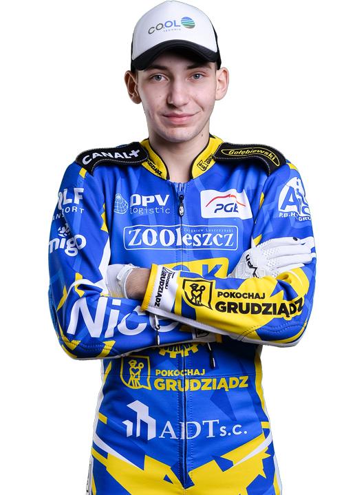 Kacper Łobodziński - GKM.Grudziadz.net - oficjalny serwis klubu